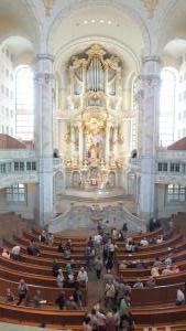 Dresden Semperoper Frauenkirche (1)